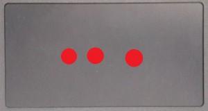 3-Finger-Klick irgendwo auf dem Trackpad