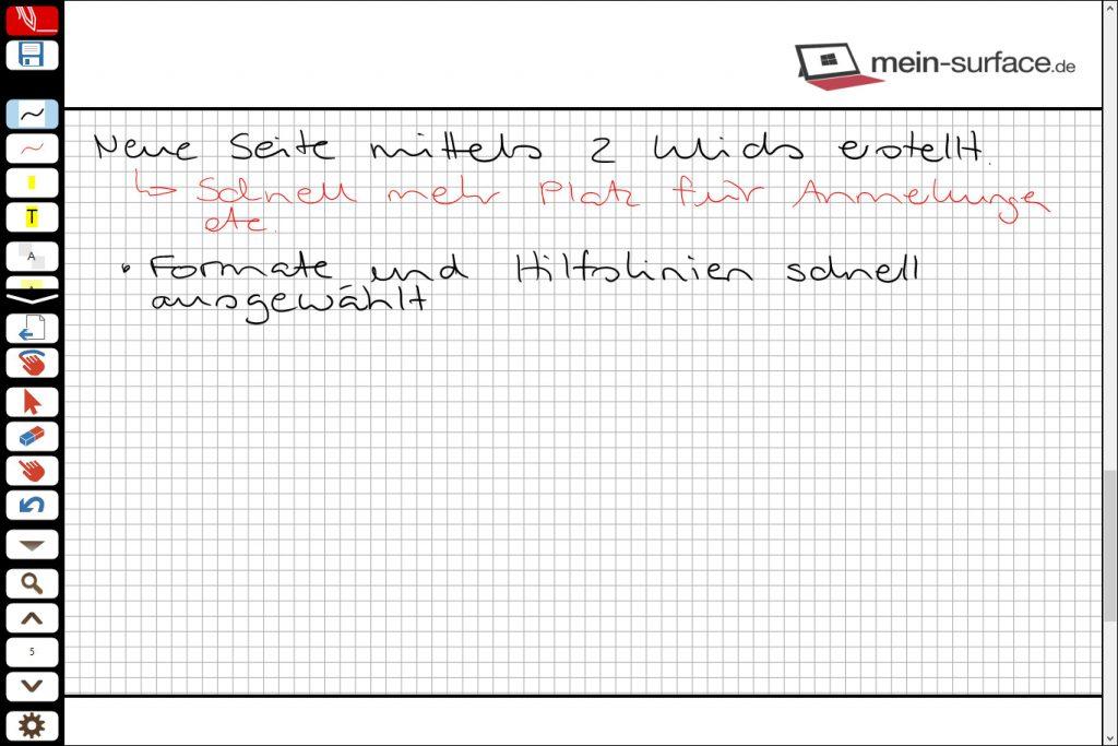 Vollbildmodus PDF Annotator 6