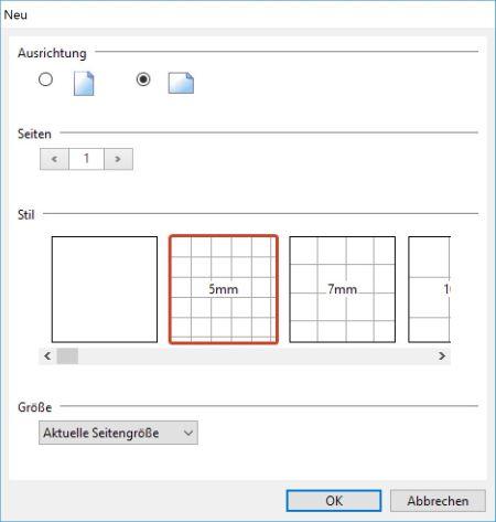 PDF Annotator 6 - Seite einfügen