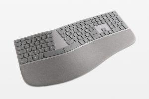 Microsoft Surface Pro 4 ergonomische Tastatur