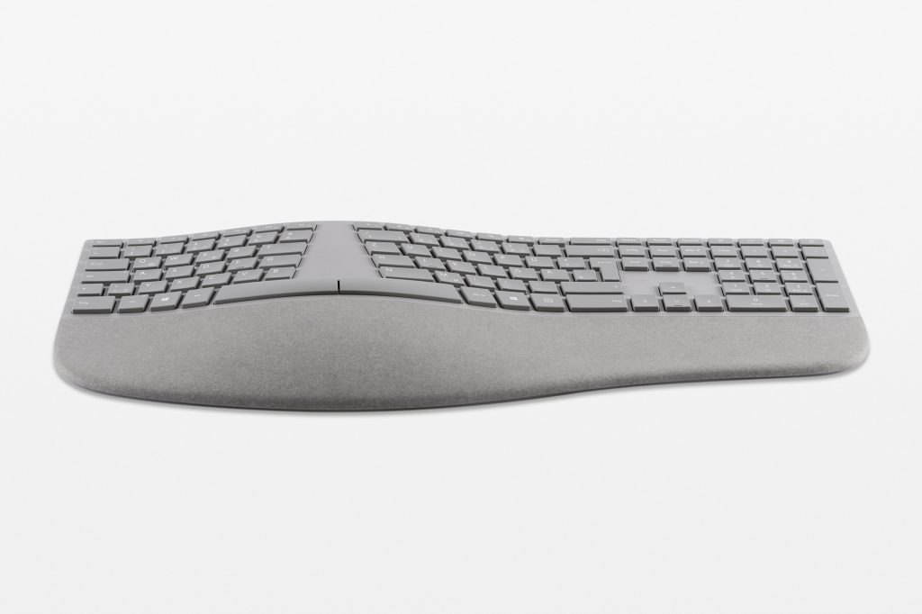 Microsost Surface ergonomische Tastatur